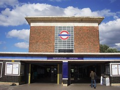 Picture of Northfields Station