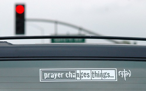Deep Thoughts: The Meaning of Bumper Stickers