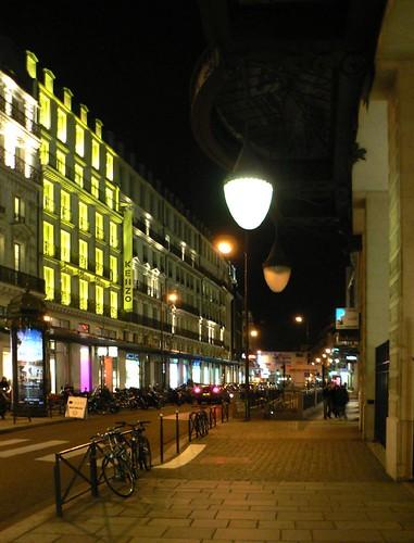 Rue du Pont Neuf