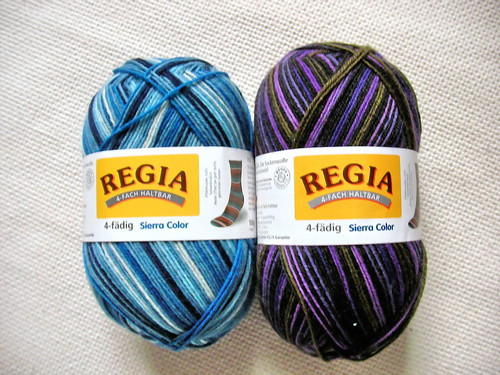 Regia 4-Ply Sierra Colour