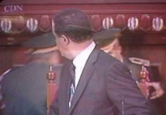 Guardaespaldas presidente sufre desmayo foto por reynaldo Brito
