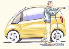 www.theaircar.com recharging