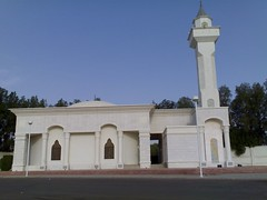 mosque (alsay) Tags: white building mobile nokia phone minaret mosque n70 phoneshot nokian70