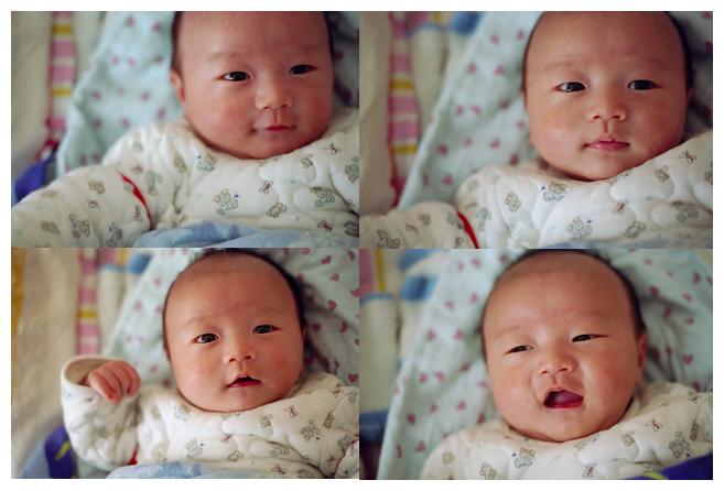 儿子满月之一 - wbwuxi - WANG BIN的个人主页