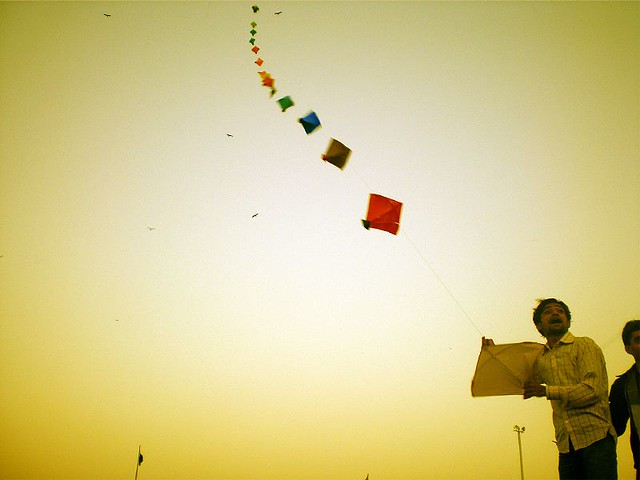 Select Your Kite (: Basant :)