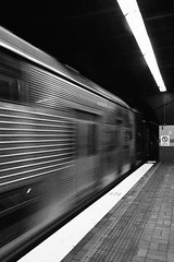 Rushing home (Rain.Forest) Tags: sydney cityrail