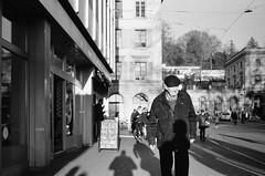 by low sun you'll be blinded (gato-gato-gato) Tags: 35mm asph ch iso400 ilford leica leicamp leicasummiluxm35mmf14 mp mechanicalperfection messsucher schweiz strasse street streetphotographer streetphotography streettogs suisse summilux svizzera switzerland wetzlar zueri zuerich zurigo z¸rich analog analogphotography aspherical believeinfilm black classic film filmisnotdead filmphotography flickr gatogatogato gatogatogatoch homedeveloped manual rangefinder streetphoto streetpic tobiasgaulkech white wwwgatogatogatoch zürich manualfocus manuellerfokus manualmode schwarz weiss bw blanco negro monochrom monochrome blanc noir strase onthestreets mensch person human pedestrian fussgänger fusgänger passant zurich