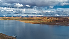 Lake Powell (-Visavis) Tags: lakepowell arizona usa fujix100 finepixx100 coloradoriver southwest 35mm