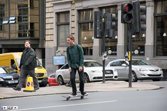 Cow Boy Skater Glasgow 2016 (seifracing) Tags: seifracing spotting ecosse cars cops vehicles britain british brigade rescue recovery transport traffic