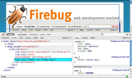 Get Firebug!