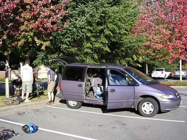 bc 2006 dodge caravan northvancouver