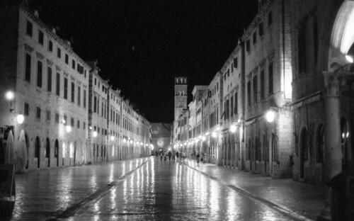 Night at Dubrovnik