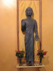 Standing Buddha Rupa