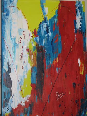 'Mijn hart' zomercursus mam Riel '06