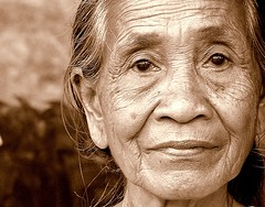 Nenek (kristineinindonesia) Tags: world life old travel portrait bali woman face indonesia grey women asia grandmother mother elderly wrinkles theface 25faves fivestarsgallery abigfave greatportraits