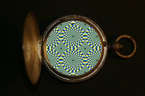 pocket watch illusion of control by BotheredByBees, on Flickr