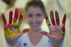 """Creative Hands"" - Mindy"