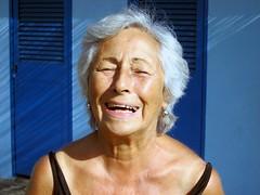 La mamma (zanzibar) Tags: portrait smile mom thea italia liguria mother mamma sorriso bella faccia cavi