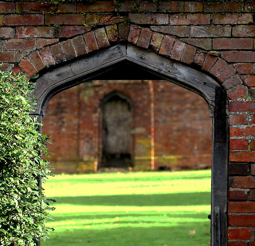 Image of a walled garden