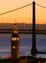 Autumn Dawn (A Sutanto) Tags: sf sanfrancisco california ca city morning bridge urban usa dawn bay baybridge sfbay supershot abigfave aplusphoto