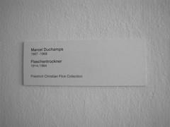 s  Duchamp? (dominique hugon) Tags: marcel yeah christian collection duchamp flick friedrich dominiquehugon dominique hugon
