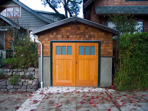 Josephine St. garage, Berkeley