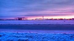 Oslo Airport - Gardermoen (Krogen) Tags: norway norge airport norwegen olympus c7070 noruega scandinavia akershus gardermoen flyplass romerike krogen noorwegen noreg ullensaker skandinavia photomatix