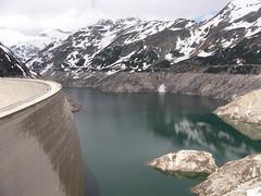 Kölnbreinsperre (jimcnb) Tags: 2005 alps Österreich austria urlaub kärnten berge mai alpen maltatal gebirge stausee kölnbreinsperre