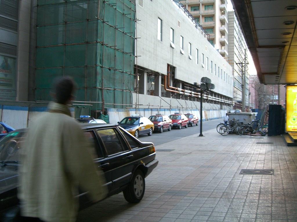 060318 - Wangfujing 05 (Beijing Hotel)