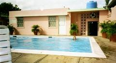 The Green Turtle Motel Pool (Cowtools) Tags: pool puertorico motel islaverde interestingness317 i500