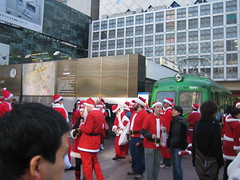 Santarch in Shibuya 2006