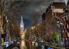 Zuiderkerk - Amsterdam HDR - by MorBCN