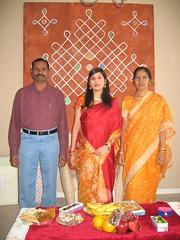 2006_10_07_Pinky_SreeMantham0026 (ashwin_to) Tags: kolam rangoli indianbabyshower sreemantham