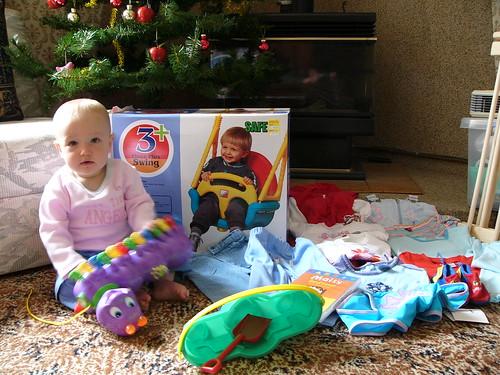 20061226a Kat's Christmas haul