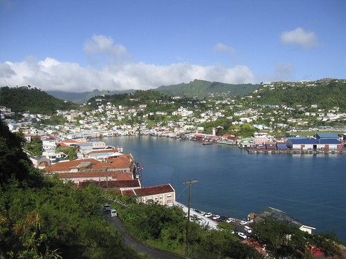 St. George's, Grenada by Cowbell Solo.