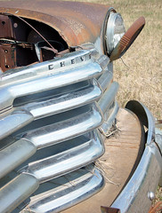 Vern's ChevRust 04 (SnoShuu) Tags: abandoned rust rusty northdakota ruraldecay abandonedcar canon30d emmonscounty snoshuu lensefs1785mmf45f56isusm