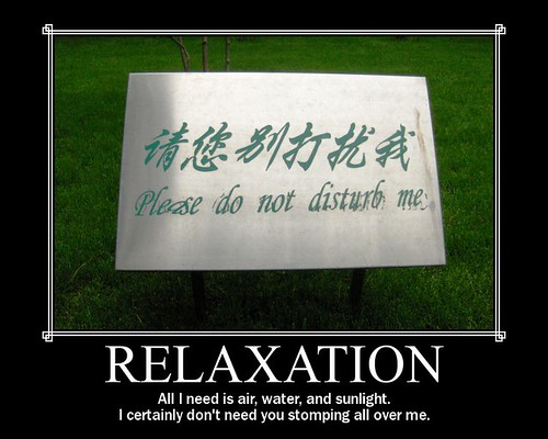 Motivator - Relaxation