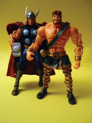 Thor and Hercules
