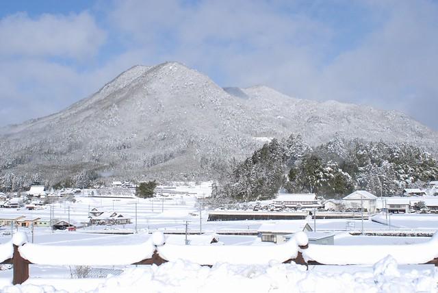 first snow 竜頭山雪景色 2828ais
