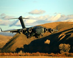 C-17 (Ryan C Wright) Tags: plane october colorado unitedstates aircraft aviation military c17 globemaster airforce gunnison solideogloria ryanwright ryanwrightphotography wwwryanwrightphotocom httpryanwrightphotophotosheltercom