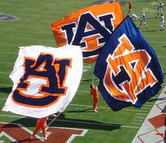 Auburn Flags