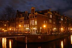 Amsterdam at Night (07A_0319) (Enrico Webers) Tags: nightphotography deleteme5 deleteme8 deleteme deleteme2 deleteme3 deleteme4 deleteme6 deleteme9 deleteme7 netherlands amsterdam night evening canal nacht deleteme10 nederland canals avond 2007 niederlande 200701