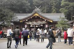 拝殿 (Sanctuary)