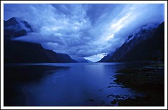 Storfjorden, Norge - by abbilder