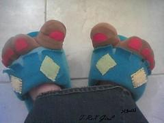 اريولي - my feet (Shaima82_4) Tags: feet jock fun foot big funny large jeans