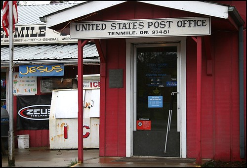 Tenmile Post Office