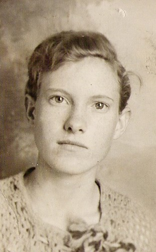 Grandma as a Teen