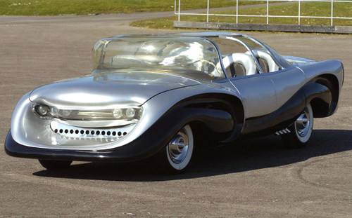 The World's Ugliest Car