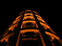 The Black Tower (Stranju) Tags: hungary budapest ungheria blacktower canonpowershots3is majar stranju withcanonican
