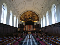 The Chapel, Royal Hospital, Chelsea
